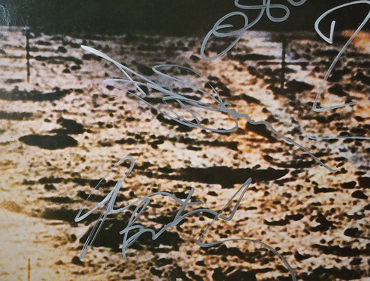"Black Sabbath Signed ""Live At Last"" Vinyl LP"