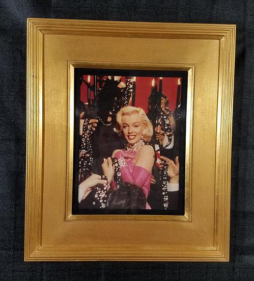 """Marilyn Monroe""""Gentleman Prefer Blondes"""""""