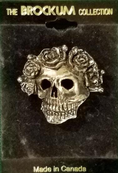 SOLD Grateful Dead Vintage Pewter Pin