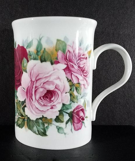 Crown Trent Bone China Tea/Coffee Mugs