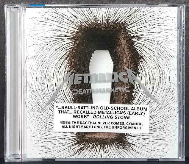"SOLD ""SEALED METAL MUSIC LOT"" - Metallica, BLS, Testament, etc"
