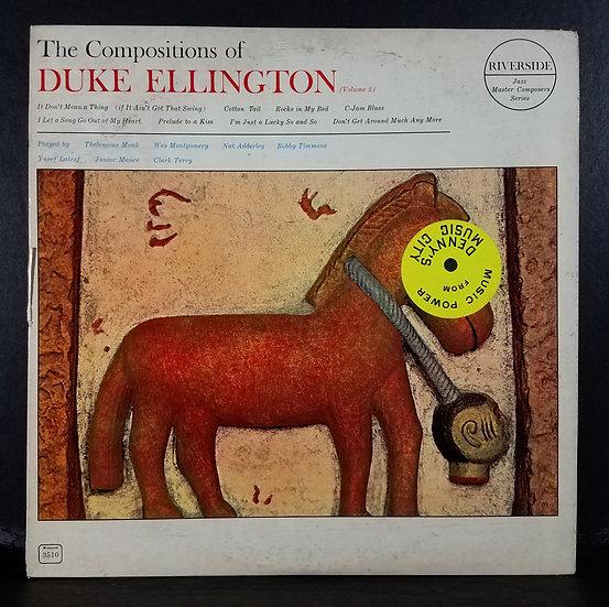 """Duke Ellington """"The Compositions of DUKE ELLINGTON"""" / VG+"""
