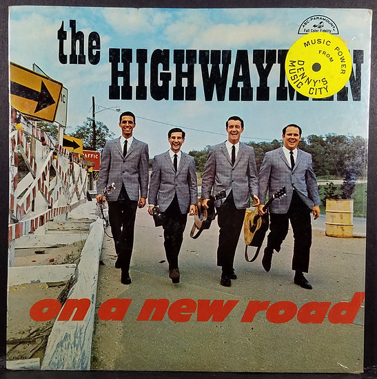 Vintage The Highwaymen On A New RoadSEALED/NEW RECORD 1965.ABCS-522.