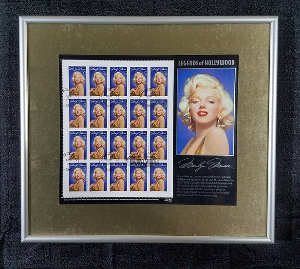 "Marilyn Monroe Stamps ""Legends of Hollywood"""