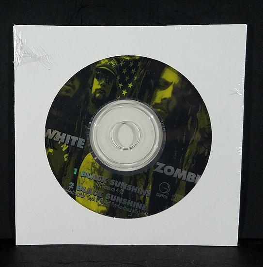 White Zombie Promotional CD – Black Sunshine, Sealed