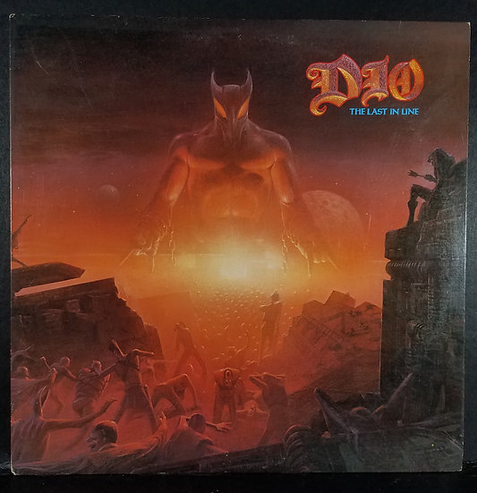 "SOLD DIO ""The Last In Line"" LP"