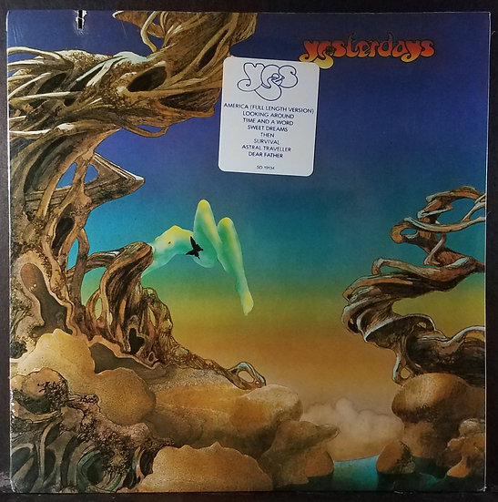 "Yes ""Yesterdays"", SEALED, Atlantic SD 19134, 1977"