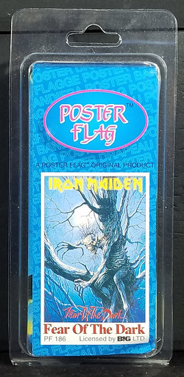 NEW Iron Maiden Poster Flag 'Fear Of The Dark' - 30 x 43 inches (PF 186)