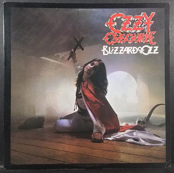"Ozzy Osbourne ""Blizzard Of Oz"" LP"