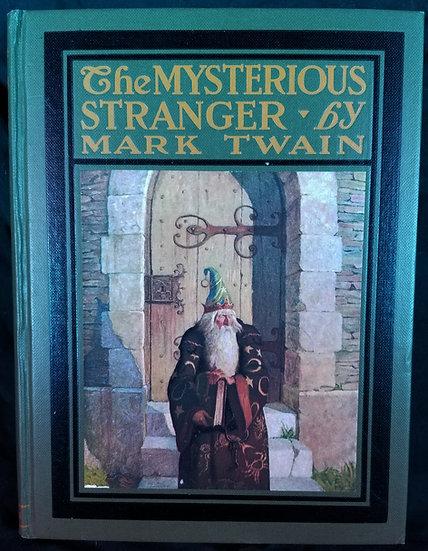 Mark Twain – The Mysterious Stranger, 1916