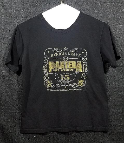 Pantera T-Shirt, Size M