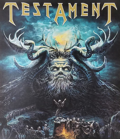 Testament Promotional Poster/Flat/ New