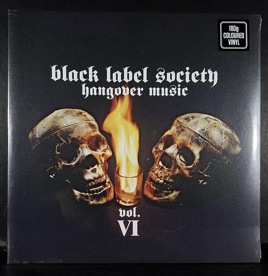 "SOLD black label society sealed LP ""hangover music vol. VI"""