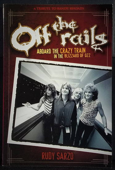 SOLD Off The Rails Tribute Randy Rhoads R. Sarzo '08, Collector Ed.  Excel Cond.