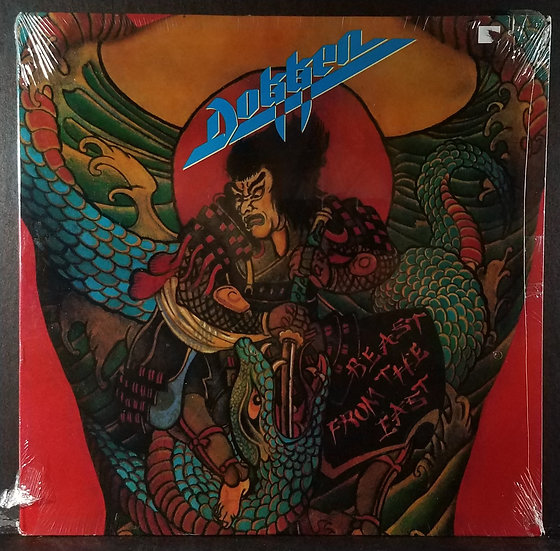"DOKKEN ""Beast From The East"", SEALED Copy, 1988"