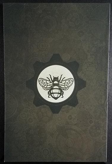 RUSH Neil Peart Signed Clockwork Angels Novel, Limited Ed. - NEW