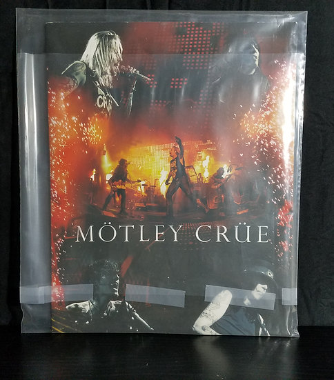 "Motley Crue ""Saints of Los Angelos/ 2009"""
