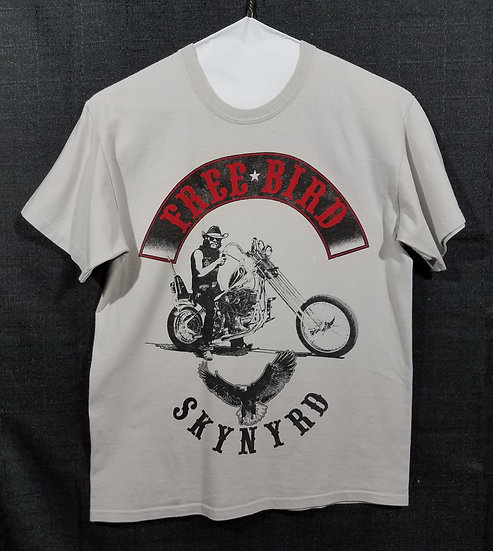 SOLD Lynyrd Skynyrd Official Concert T-Shirt, Medium, Pre-Owned/Lightly Used