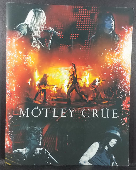 Motley Crue 2009 Tour Program, Saints of Los Angeles
