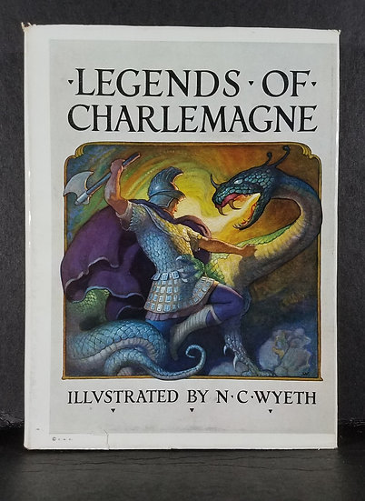 Thomas Bvlfinch /Legends Of Charlemagne