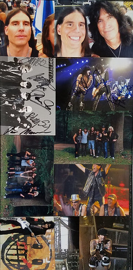 Collection - Scorpions, KISS, Motley Crue Collectables/Make An Offer