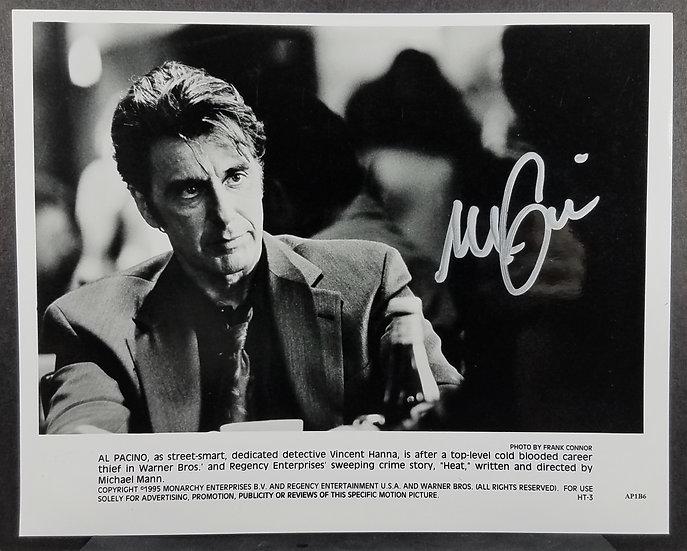 Al Pacino Heatsigned 8 x 10 Promotional Photo