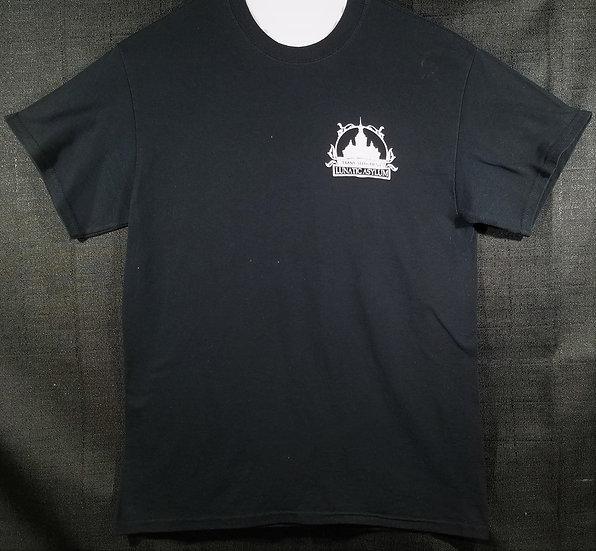 Trans-Allegheny Lunatic Asylum T-ShirtSize Medium