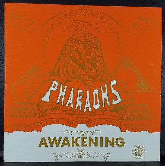 """SOLD Pharaohs """"Awakening"""" Original Scarab LP #SR-001A"""