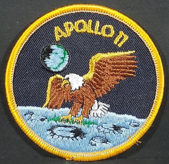 Nasa Apollo 11 Lunar Landing Patch, NASA
