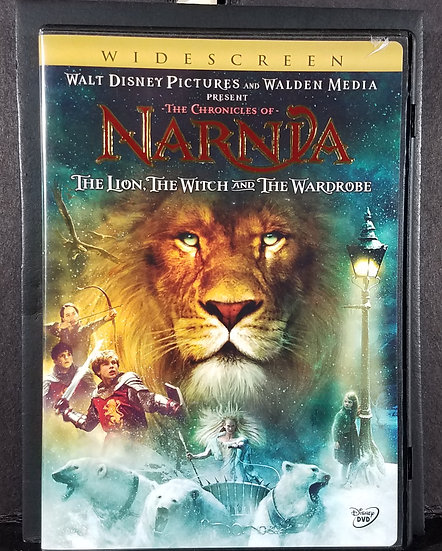 SOLD Narnia DVD, Used, Excellent Condition