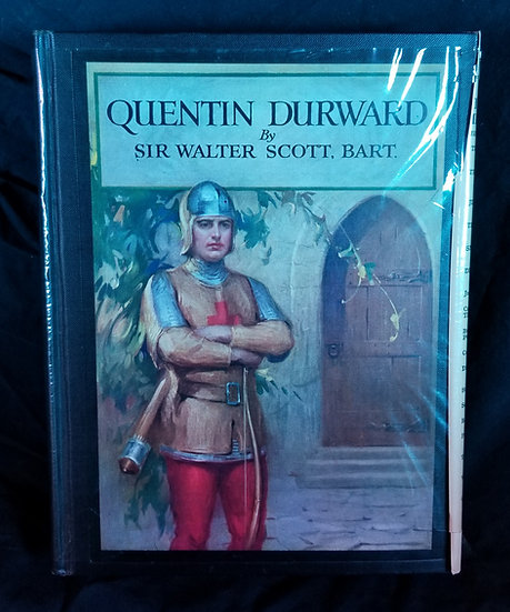 Sir Walter Scott – Quentin Durwood