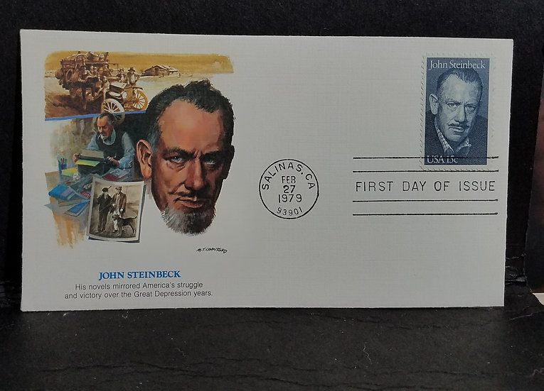 Large Selection of First Day Covers - Lot of Four