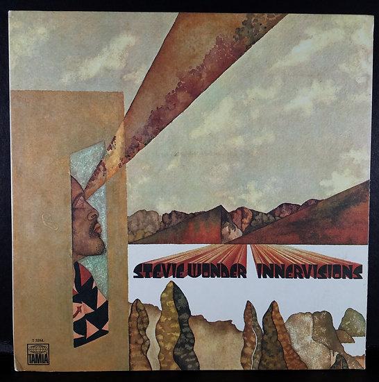 SOLD Stevie Wonder, Innervisions, 1973, T326 L, Vinyl LP, Gatefold, an
