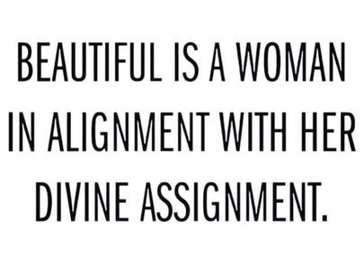 Do you know your DIVINE ASSIGNMENT?