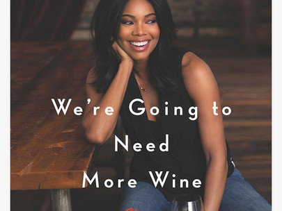 """#thiscantwait""""We're Going To Need More Wine"""" book Review"""