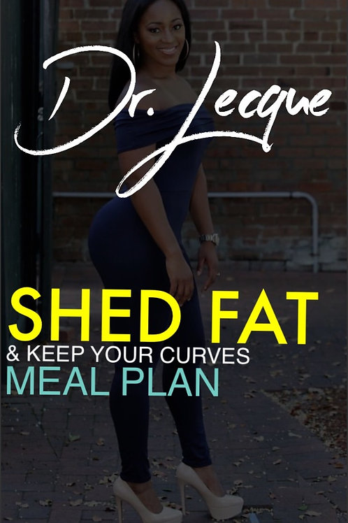 Shed Fat Meal Plan