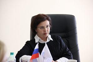 Исполнительный вице-президент СОСПП Татьяна Кансафарова