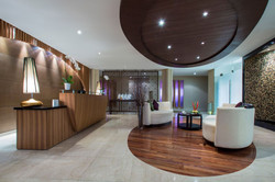 LIME Spa Reception
