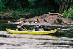 Cristalino Jungle Lodge - Canoeing- Cecile Dubois