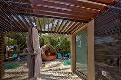 Pool Villa, Outdoor Shower