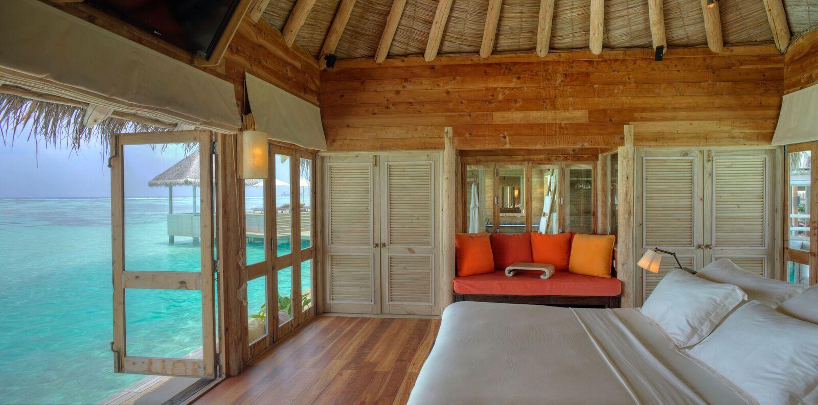 Private Reserve Master Suite Bedroom & Bathroom