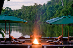Cristalino Floating Deck - Luis Gomes