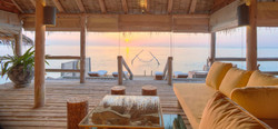 Private Reserve Master Suite Living Room At Sunrise