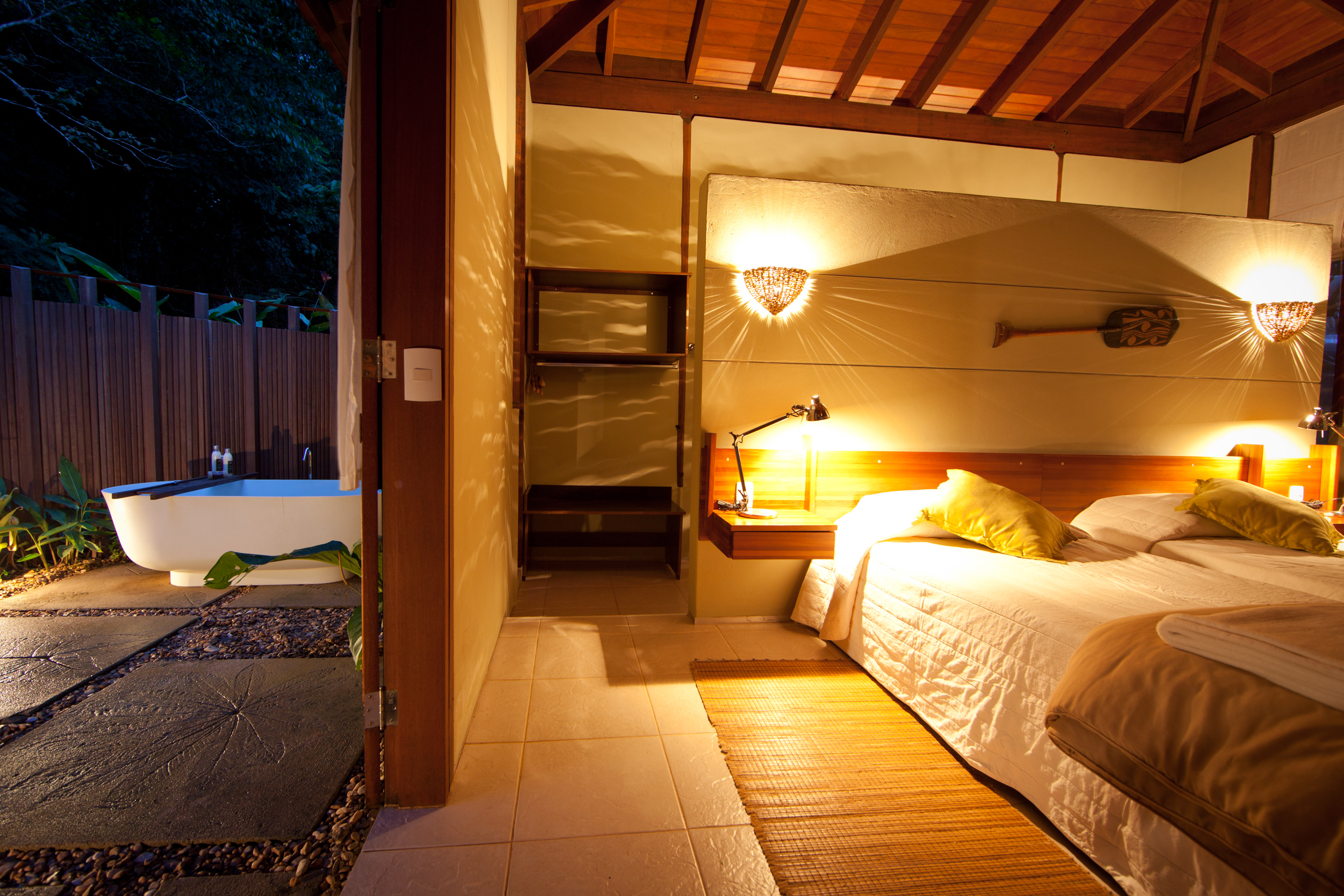 Cristalino Jungle Lodge Special Bungalow - Bungalow and private bathtub- Samuel Melim