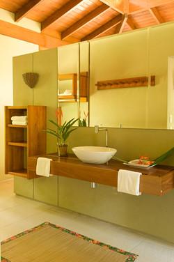 Cristalino Jungle Lodge - Superior Room Bathroom - Luis Gomes
