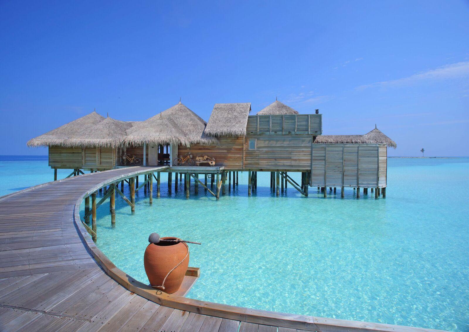 Gili Lagoon Residence Front