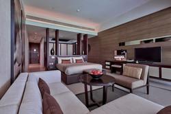 Palm Suite, Bedroom