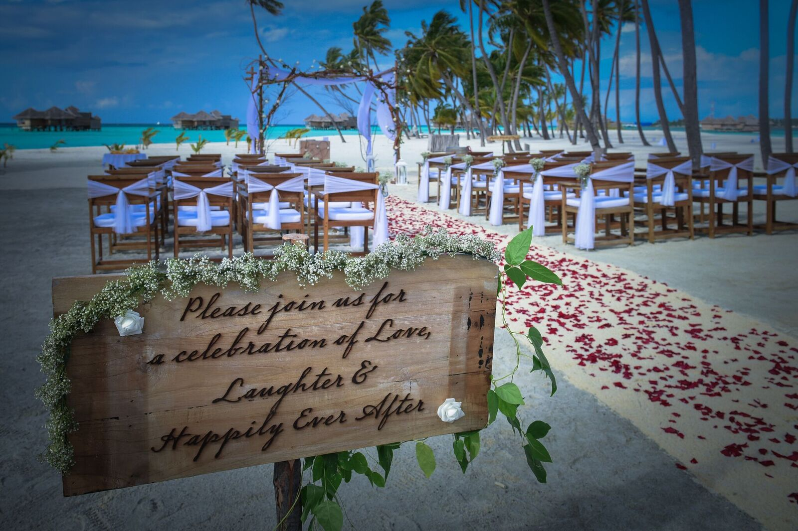 Wedding Ceremony Message