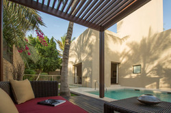 Pool Residence Outdoor Lounge