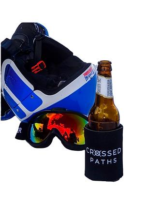 Crossed Paths Bottle Koozie